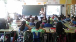 Lezing over huiselijk geweld en geweld in de klas