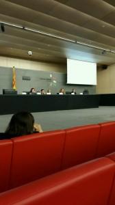 Asime in Barcelona