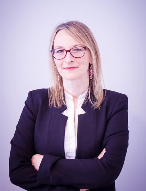Especialistas en derecho internacional privado Silvia Recuenco